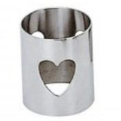 Napkin Ring, Heart