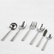 6 Piece Flatware Serving/Hostess Set