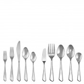 45 Piece Place Setting & Serving Set Combination