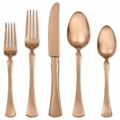 5 Piece Place Setting - Copper