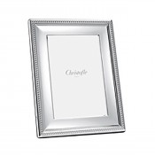 "Peles- Silver Plate Photo/Picture Frame, 18x24cm (7""x9"")"