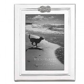 "Halston - Silver Plate Photo/Picture Frame, 10x15cm (4""x6"")"