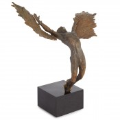 Icarus Sculpture, 48cm - Limited Edition of 136