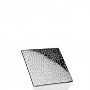 Croco Design - Set/4 Square Wine/Beverage Coasters, 11cm