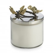 Butterfly Ginkgo Scented Candle, 12cm, 400ml