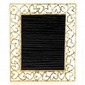 "Photo/Picture Frame, 20x25cm (8""x10"") - Gold"