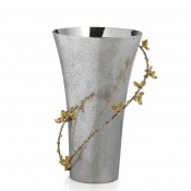 Stainless Steel Vase, 25.5cm - Large