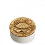 Zodiac Round Box, 11.5cm - Cancer