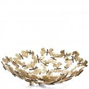 Centrepiece Bowl, 47cm - Brass