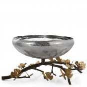 Large Centrepiece Bowl on Stand, 59x47cm