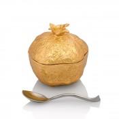 Mini Pot with Spoon, 16.5cm