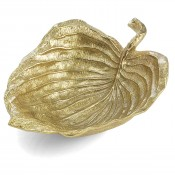 Medium Hosta Serving Bowl, 38x28cm