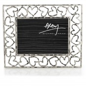 "Photo/Picture Frame, 13x18cm (5""x7"") - Silver"
