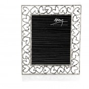 "Photo/Picture Frame, 20x25cm (8""x10"") - Silver"