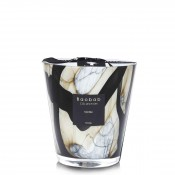 Stones - Max 16 Scented Candle, 16cm - Marble - Limited Edition