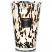 Pearls - Maxi Max Scented Candle, 40cm - Black Pearls