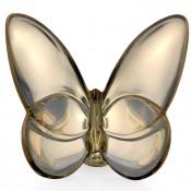 Gold Lucky Butterfly, 6.5cm