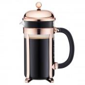 Chambord - Coffee Maker/Press, 24.5cm, 1L, 8 cups - Copper