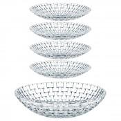 5-Piece Decorative/Entertaining Bowl Set