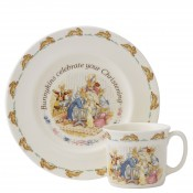 2 Piece Christening Children's Set