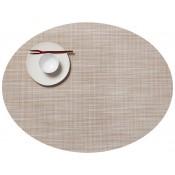 Oval Placemat, 49x35.5cm - Parchment