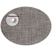 Oval Placemat, 49x35.5cm - Gravel
