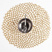 Round Placemat, 38cm - Brass