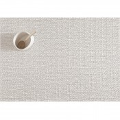 Rectangular Placemat, 48x35.5cm - Silver