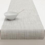 Runner, 183x35.5cm - White Silver