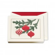 Elegant Ornaments - Boxed Holiday Cards