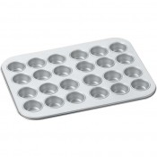 24 Cup Mini Muffin Pan, 35 x 26.5 cm