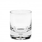 Set/4 Rocks/Double Old Fashioned Glasses, 9.5cm, 325ml - Bubble