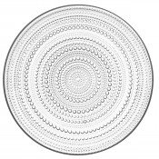 Glass Plate, 31.5cm - Clear