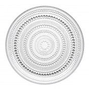 Glass Plate, 25cm - Clear