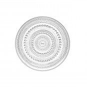 Glass Plate, 17cm - Clear