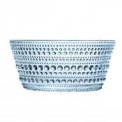 Glass Bowl, 10.5cm, 230ml - Light Blue