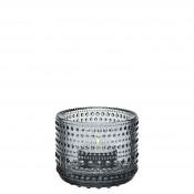 Votive/Tealight Candleholder, 6.5cm - Grey