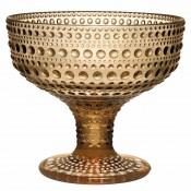 Glass Footed Bowl, 10cm, 350ml - Desert