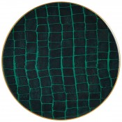 Charger/Service Plate, 32cm - Emerald