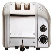 2 Slot NewGen Toaster - Metallic Silver