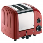 2 Slot NewGen Toaster - Red