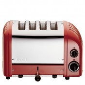 4 Slot NewGen Toaster - Red