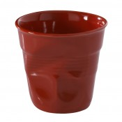 Pepper Red Pepper Crumpled Espresso Cup, 5.5cm, 80ml