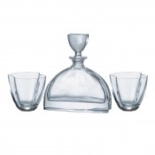 Nemo 3-Piece Decanter Set