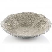 Beige/Cream Bowl, 33cm - Diamante