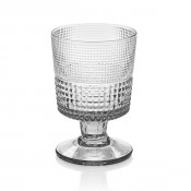 Set/4 Clear Speedy Goblets