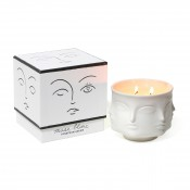 Blanc Candle Muse