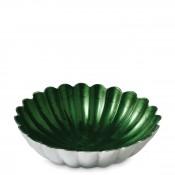 Round Decorative/Serving Bowl, 30cm - Emerald