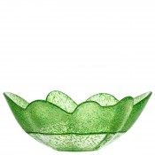 Round Decorative Bowl, 35cm - Spring Green - Large