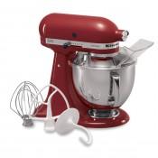 Artisan Series Tilt-Head Stand Mixer, 5-Quarts - Red